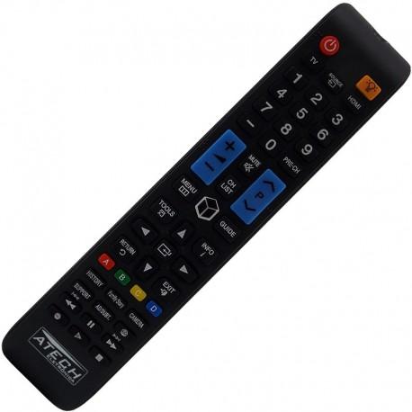 Controle Remoto TV LCD / LED Samsung (Smart TV)
