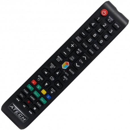 Controle Remoto TV LCD / LED Samsung AA83-00653A (Smart TV)