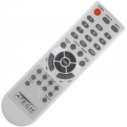 Controle Remoto TV Century C2150F / C1440 / C2040 / C2040B