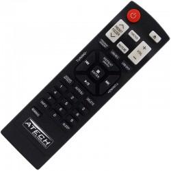 Controle Remoto CD Home Áudio LG AKB73655702
