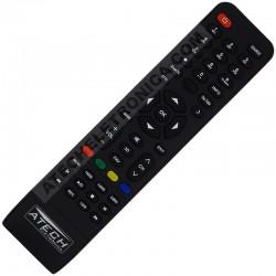 Controle Remoto TV LED Philco TV PH32B51DSGW / TV PH39N91DSGW / TV PH43N91DSGW (Smart TV)