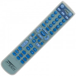 Controle Remoto DVD Elsys ELDP-1500 / ELDV-2000