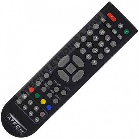 Controle Remoto Receptor Elsys Satmax HD
