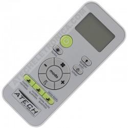 Controle Remoto Ar Condicionado Consul W10745698 / CBE07A / CBE09A / CBE12A / CBE18A / CBE22A