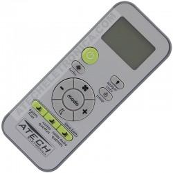 Controle Remoto Ar Condicionado Consul W10834938 / CBW07A / CBW09A / CBW12A / CBW18A / CBW22A