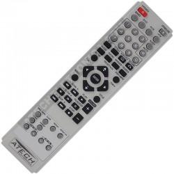 Controle Remoto Home Theater LG 6710CDAT06D / LH-W752 / LH-752TA / LHS-25SCS / LHS-25SCW / LHS-W75TAF / LHS-W75TAC