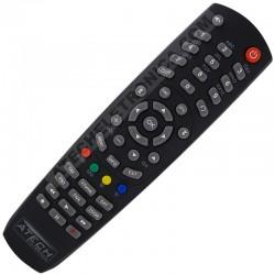 Controle Remoto Receptor Visionsat Space HD / Studio 3 HD