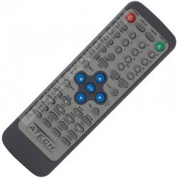 Controle Remoto DVD Tronics DVD-250