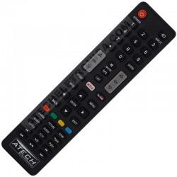 Controle Remoto TV LED Toshiba CT-8045 com Netflix e Youtube (Smart TV)