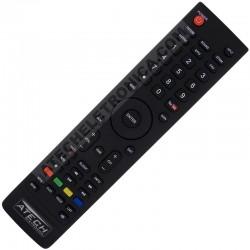 Controle Remoto TV LED SEMP Toshiba CT-6640 / DL3277i / DL3977i / DL3975i com Youtube