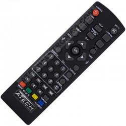 Controle Remoto Conversor Digital Aquário DTV-5000 / DTV-5100 / DTV-4000 / DTV-4100 / DTV-7000 / DTV-7100