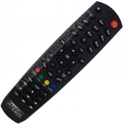 Controle Remoto Receptor Duosat Troy HD Generation