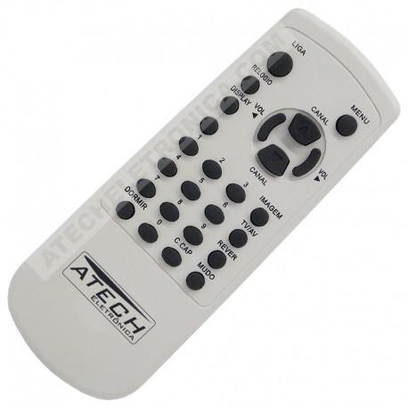 Controle Remoto TV Cineral 1470 / 2070