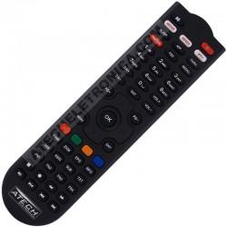 Controle Remoto Receptor Eurosat Slim / Pro
