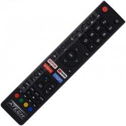 Controle Remoto TV LED Philco PTV32E20AGBL com Netflix / Youtube / Globo Play / Prime Vídeo (Smart TV)