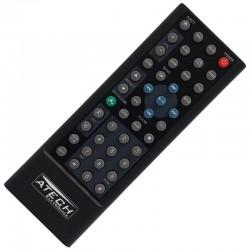 Controle Remoto DVD Player Automotivo H-Buster HBD-9540 AV / HBD-9560 AV