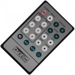 Controle Remoto Som Automotivo H-Buster HBD-4000 / HBD-4100