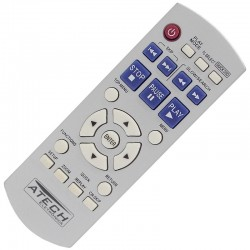 Controle Remoto DVD Panasonic N2QAYB000013 / DVD-K32