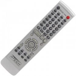 Controle Remoto DVD Philco PCR-105 / DV-PIX20 / DVP-3000 / DVP-3500 / DVP-4000 / DVP-4500