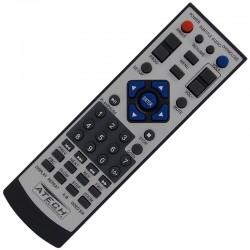 Controle Remoto DVD Suzuki SZ-64