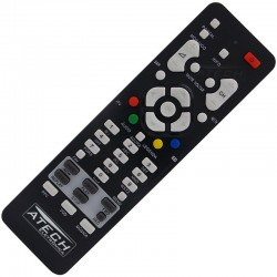 Controle Remoto Receptor NET Digital HD / HDC74X1