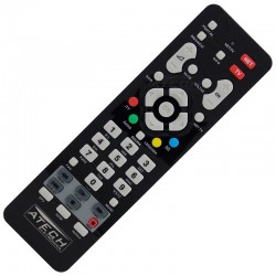 Controle Remoto Receptor NET Digital HD MAX CR2FP