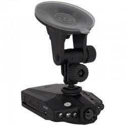 Câmera Filmadora DVR Veicular Interna com Monitor LCD - 12V - 24V
