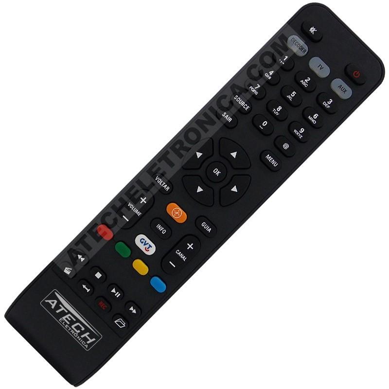 Controle Remoto TV LCD / LED SEMP Toshiba CT-90333 / LC3247FDA / LC4049FDA / LC4247FDA / 32AL800DA / 37XV650DA / 40XV700FDA