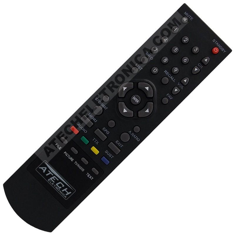 Controle Remoto Ar Condicionado Samsung ARH-2201