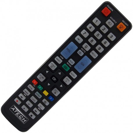 Controle Remoto TV LCD / LED Samsung AA59-00433A
