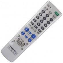 Rádio Portátil Camaro Amarelo com MP3 / USB / Cartão de Memória / Rádio FM
