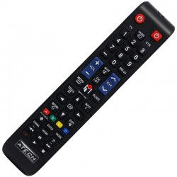 Controle Remoto TV LCD / LED Samsung AA59-00808A / BN98-04428A (Smart TV)