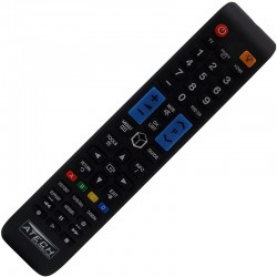 Controle Remoto TV LCD / LED Samsung (Smart TV)
