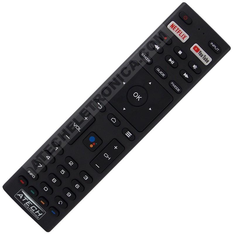 Controle Remoto para TV LCD / LED / Plasma Samsung