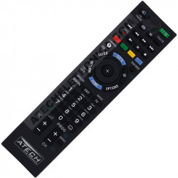 Controle Remoto Universal TV Tubo / LCD / LED Sony (Smart TV) - Todos os Modelos