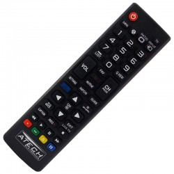 Controle Remoto TV LCD / LED LG AKB73975709
