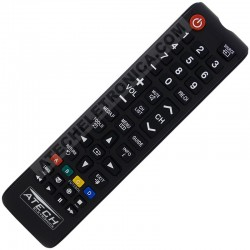 Controle Remoto TV LED Philco PH16V18DMT / PH24D20DG / 24D20DGB / 24D20DGR / PH24D21D
