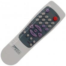 Controle Remoto Receptor Amplimatic ET7000 Slim / ET7100 Slim