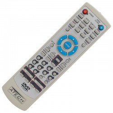 Controle Remoto DVD CCE DVD-700X / DVD-740X / DVD-757X