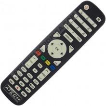 Controle Remoto TV LED SEMP Toshiba CT-6510 / DL2970W / DL2971W / DL3270W / DL3970F