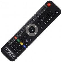 Controle Remoto Blu-Ray LG AKB73215301 / BD530 / BD550