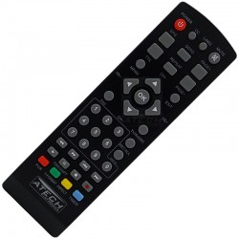 Controle Remoto Conversor Digital Infokit ITV-C20