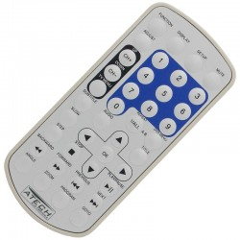 Controle Remoto Rádio Portátil com TV e DVD Lenoxx DT-520
