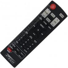 Controle Remoto DVD NKS DVD-4100B