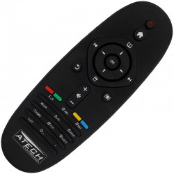 Controle Remoto TV LCD / LED Philips 32PFL5615D / 32PFL6615D / 40PFL5615D / 40PFL6615D / 40PFL8605D / 46PFL5615D
