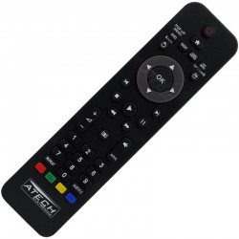 Controle Remoto DVD CCE DVD-500X / DVD-510USX / DVD-750X