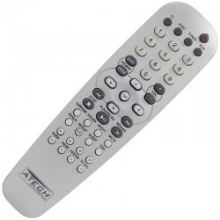 Controle Remoto DVD CCE DVD835DV / DVD833DV / DVD2950