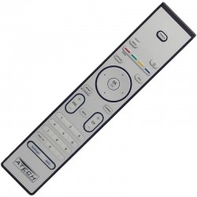 Controle Remoto Original TV LCD / LED Philips Ambilight RC4451/01B