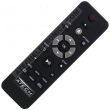 Controle Remoto TV LCD / LED SEMP Toshiba CT-6310 / LC1943W / LC2643W / LC3243W / LC3743W / LC4243W