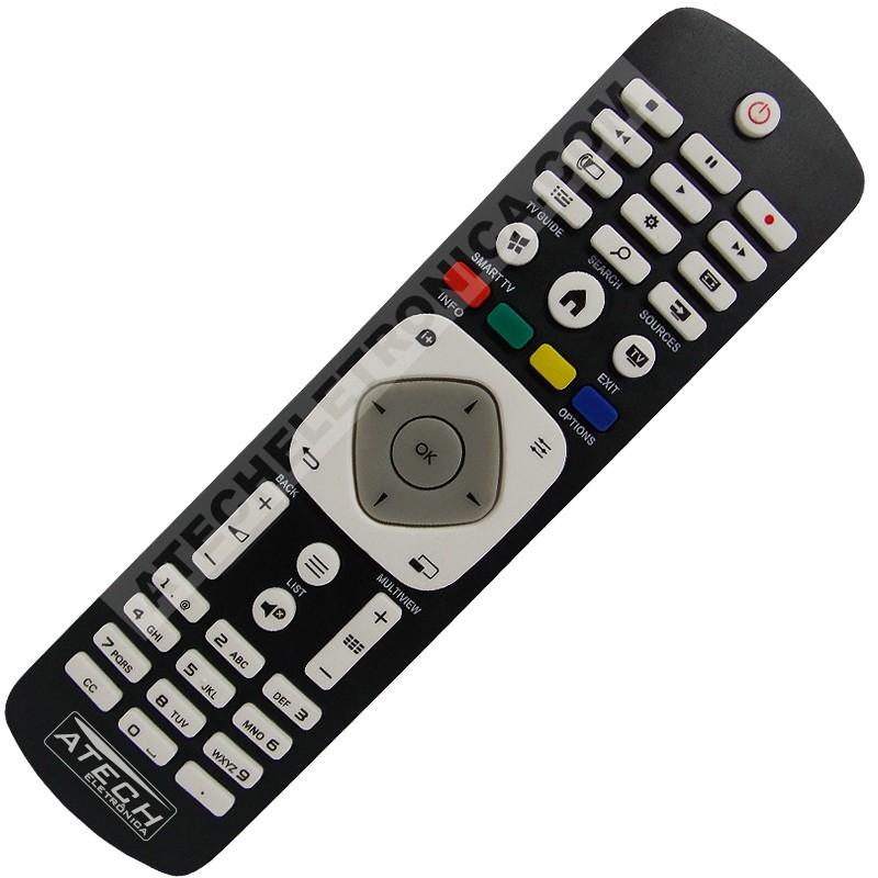 Controle Remoto TV LCD / LED SEMP Toshiba CT-90336